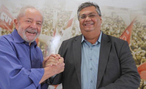 [Flávio Dino pode encabeçar chapa do PT em 2022 com apoio de Lula]