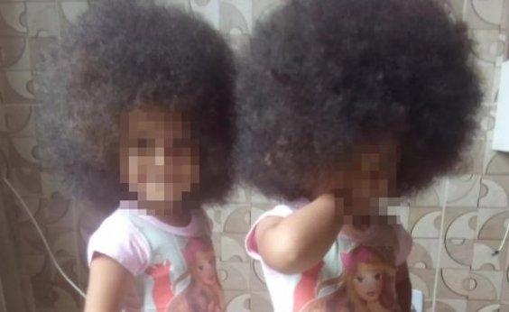 [Mãe denuncia racismo de segurança de metrô contra filhas gêmeas: 'Bucha 1 e bucha 2']