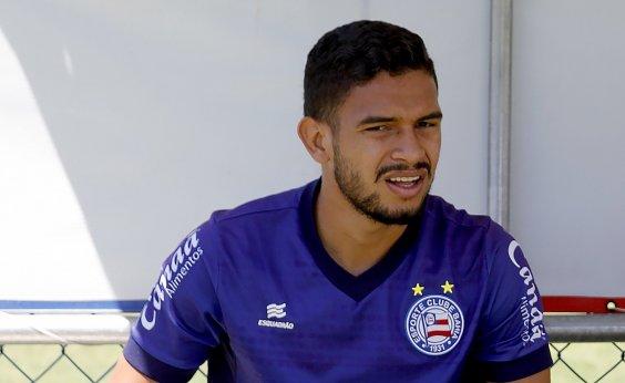 [Após nova lesão, departamento do Bahia confirma que Marco Antônio passará por cirurgia]