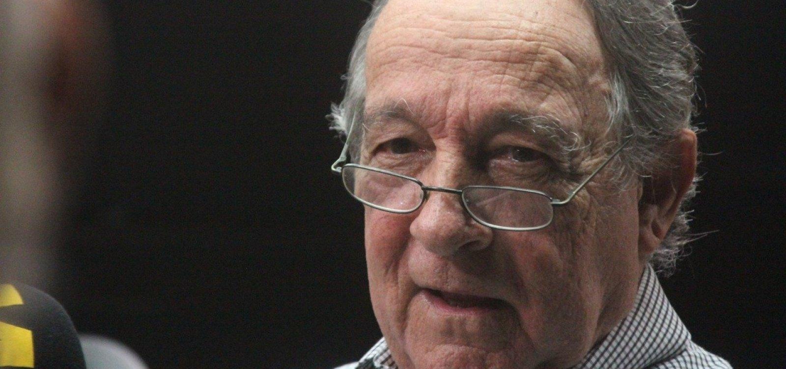 [Arquiteto Fernando Peixoto critica 'mangue' em intervenções e obras em Salvador]