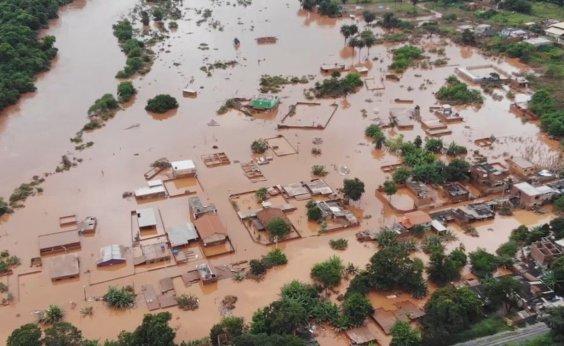 [Sobe para 50 número de morte causadas pelas chuvas em Minas Gerais]