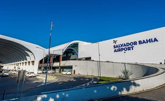 [Aeroporto de Salvador adota medidas para evitar casos de coronavírus]