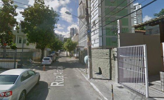 [Tráfego de veículos é alterado no Jardim Brasil para a realização de obras]