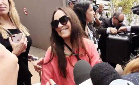 ['Estou começando a tomar pé', diz Regina Duarte sobre Secretaria de Cultura]
