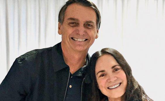 [Após 'noivado', Regina Duarte diz sim a Bolsonaro e é a nova secretária especial da Cultura]