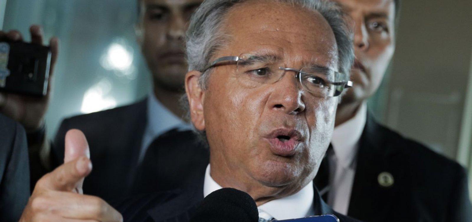 [Guedes diz que governo enviará reforma administrativa em até duas semanas]