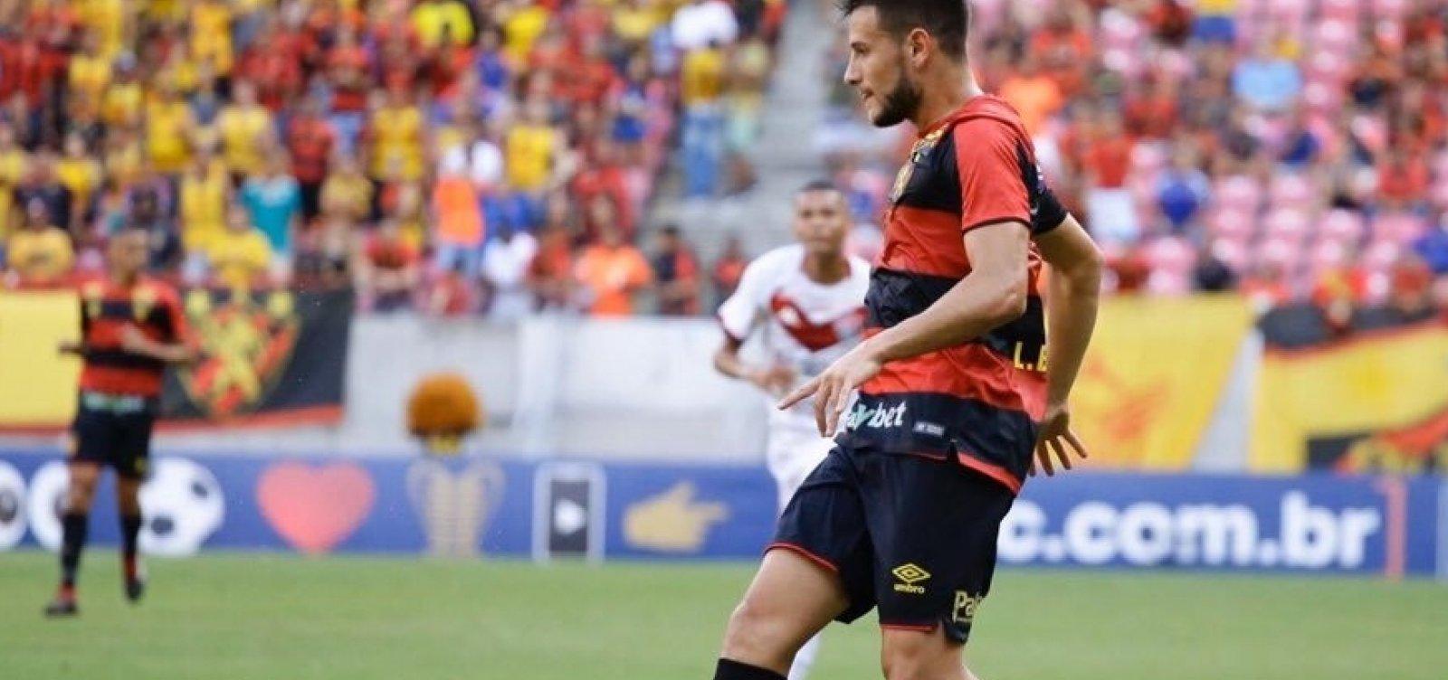 [Em clássico rubro-negro, Vitória e Sport empatam na Arena Pernambuco]