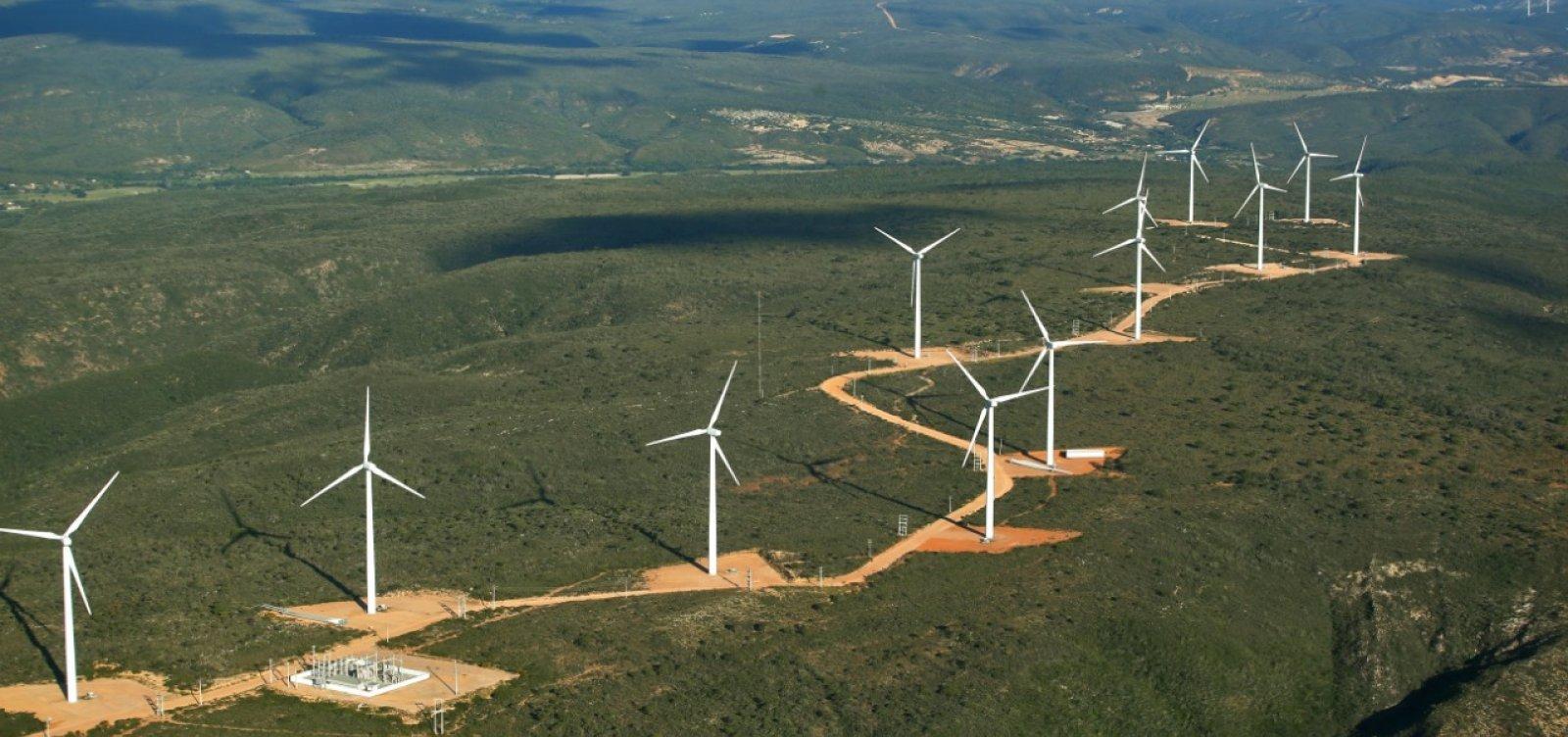[Bahia gera mais de 30% da energia eólica e solar do país em 2019, aponta SDE]