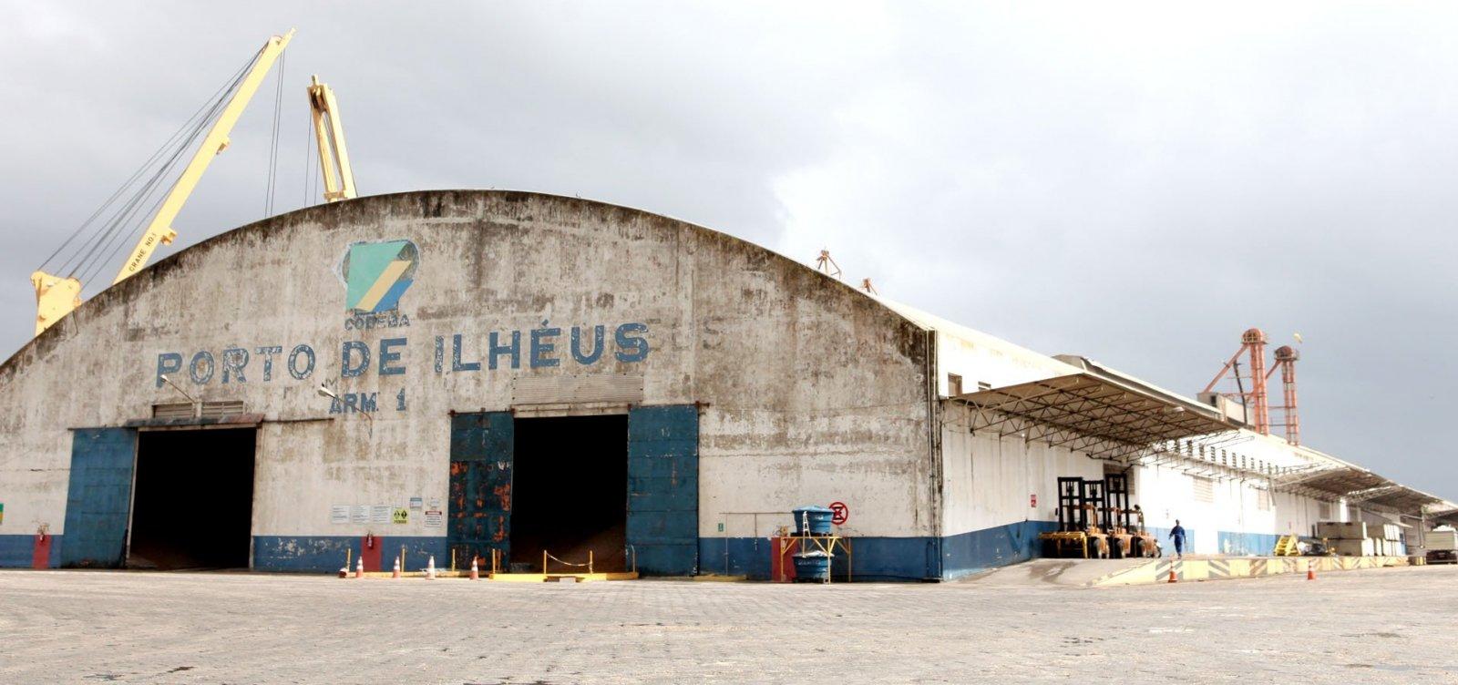 [Coronavírus: navio de Singapura passa por fiscalização após atracar em Ilhéus]