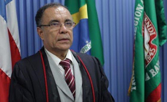 [Lourival Trindade toma posse como presidente do Tribunal de Justiça da Bahia]