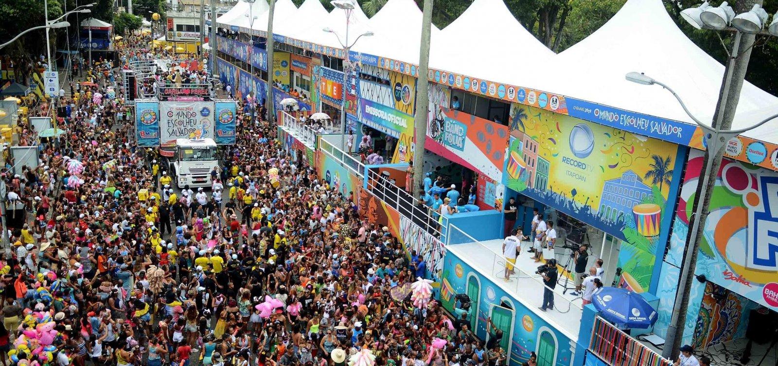 [Prefeitura divulga programação do Carnaval de Salvador; saiba mais]