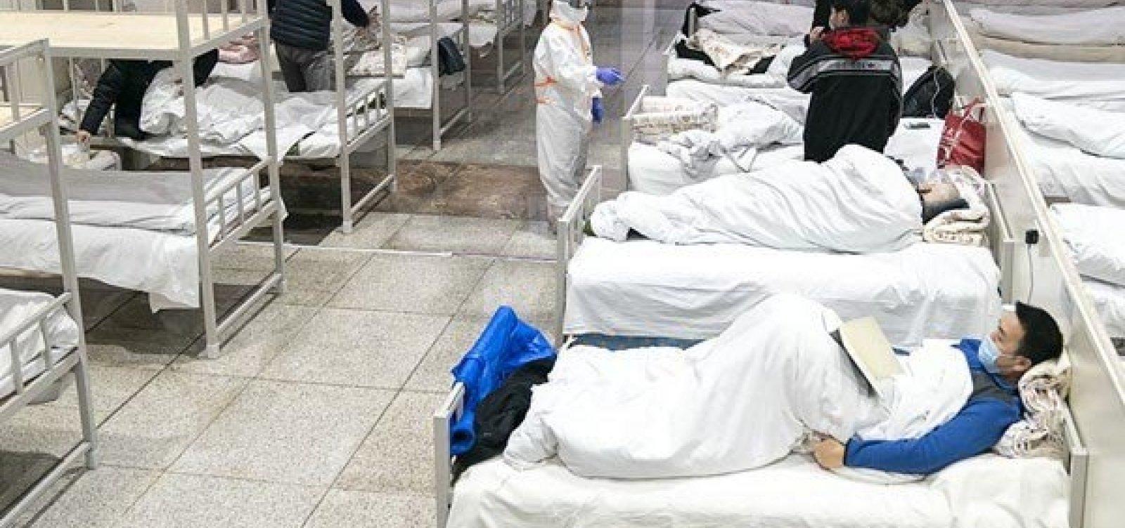 [Brasil tem 11 casos suspeitos de novo coronavírus]