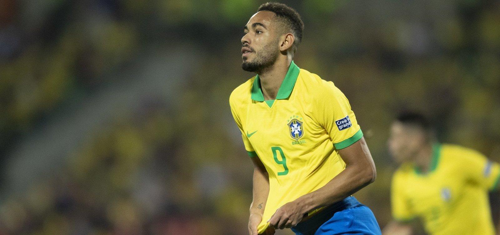 [Brasil vence Argentina e garante vaga nas Olimpíadas de Tóquio-2020]