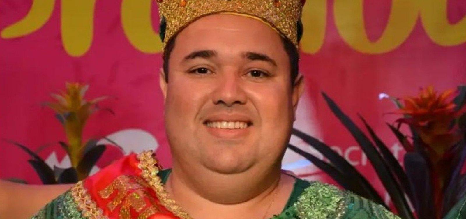 [Rei Momo para o Carnaval de Salvador 2020 é eleito]