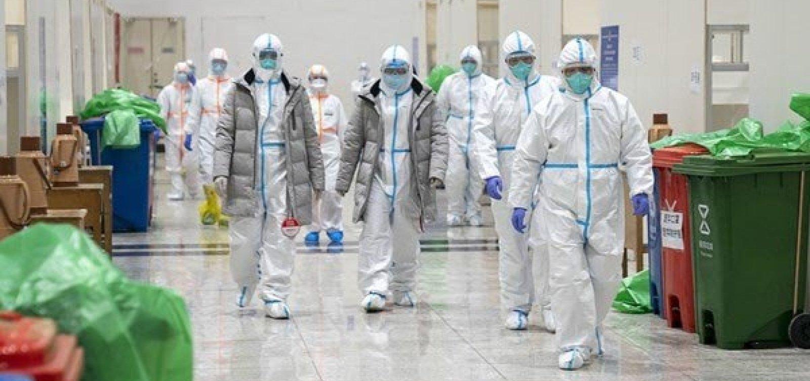 [Número de mortos por coronavírus na China passa de mil]
