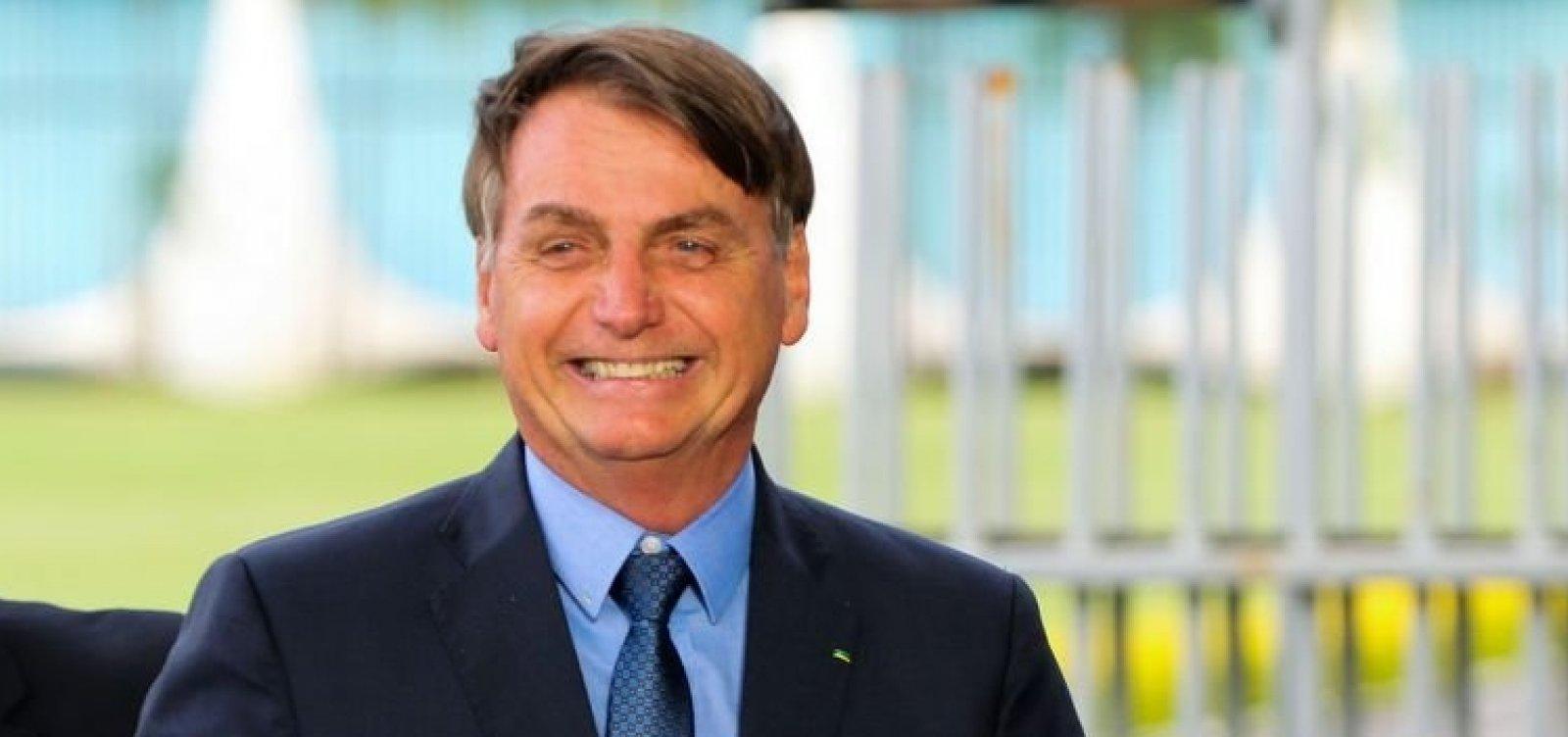 [Bolsonaro é o terceiro chefe de governo mais popular nas redes sociais]