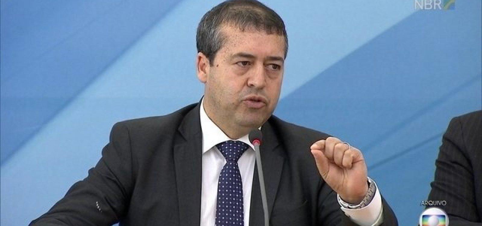 [Alvo da PF, Ronaldo Nogueira é exonerado da presidência da Funasa]