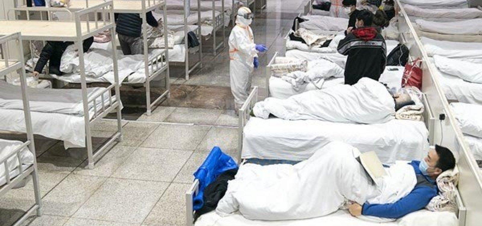 [Japão confirma primeira morte pelo novo coronavírus]