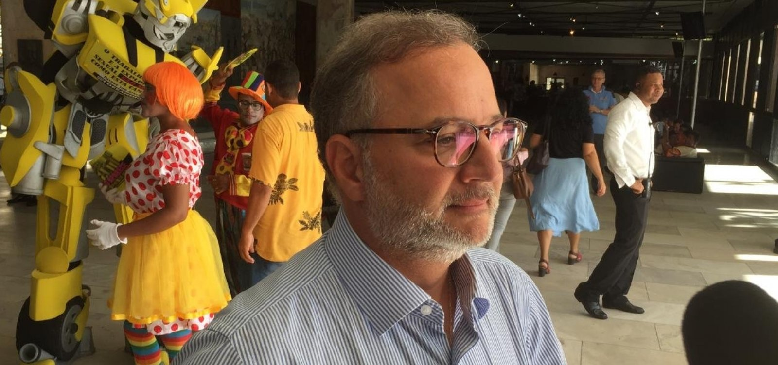 [Novo coronavírus 'não mete medo', diz Secretário da Saúde da Bahia sobre o Carnaval]