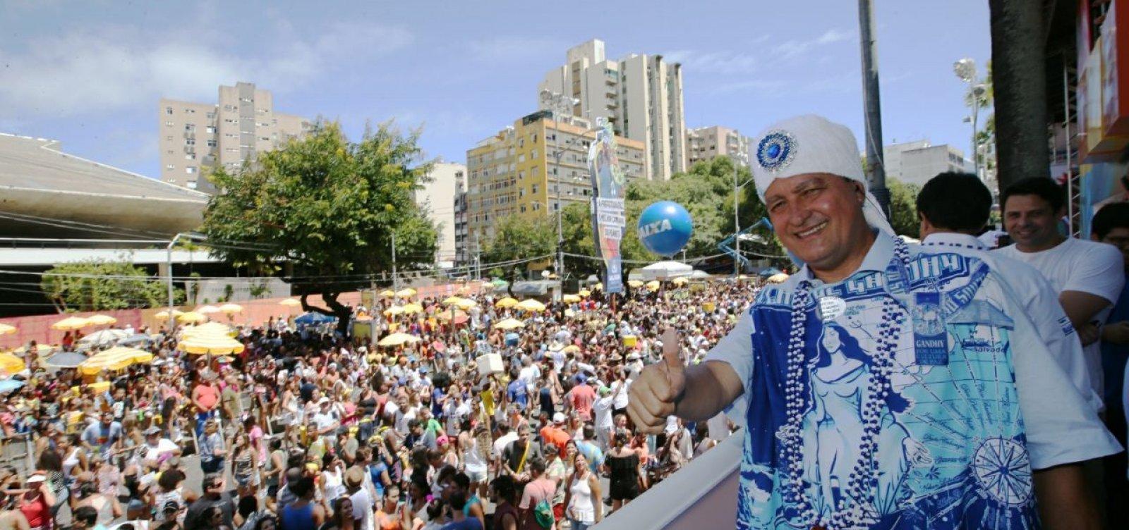 [Governo investe R$ 500 mil a menos em segurança no Carnaval do que ano passado]