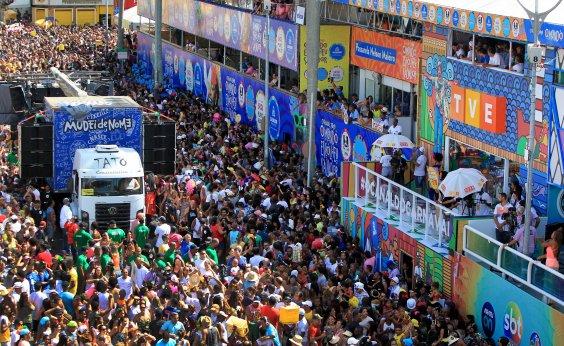 [Confira a programação do Carnaval de Salvador 2020 no Campo Grande]