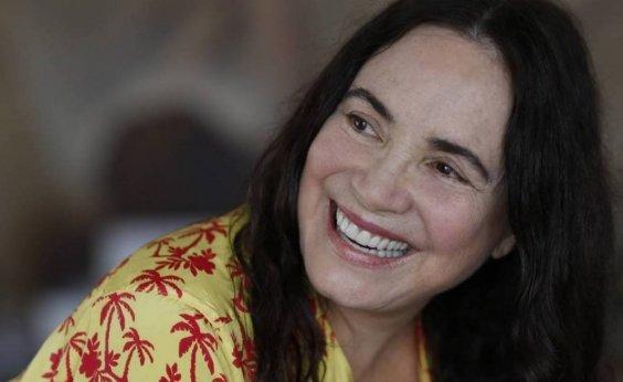 [Regina Duarte acerta sua saída da TV Globo]
