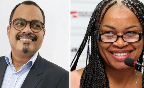 [Pré-candidato a prefeito pela Rede discute aliança com Olívia Santana para eleições de 2020]