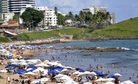 [Inema aponta 14 praias impróprias ao banho na Bahia neste fim de semana]