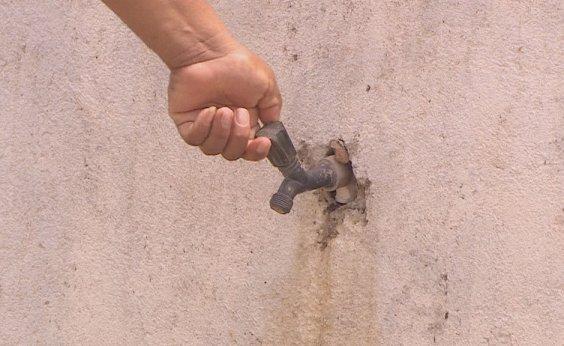 [ Fornecimento de água será interrompido em bairros de Salvador neste domingo]