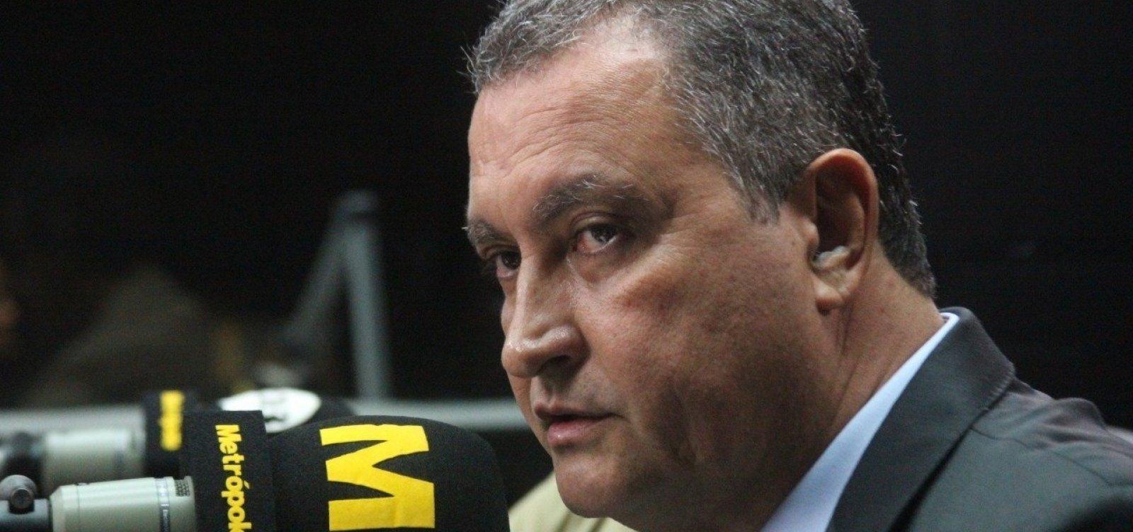 [Rui rebate Bolsonaro sobre morte de Adriano da Nóbrega: 'Bahia não mantém amizade com bandidos']