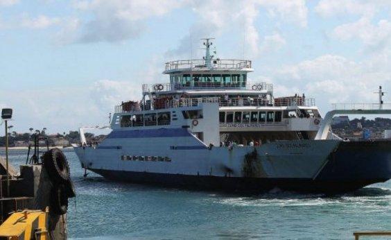 [Ferry registra movimento tranquilo em Salvador e Itaparica neste domingo]