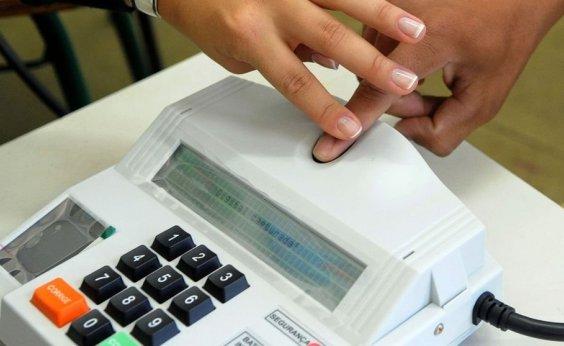 [Eleitores baianos devem fazer recadastramento biométrico até a próxima terça-feira ]
