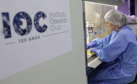 [Número de casos suspeitos de coronavírus no Brasil cai para três]