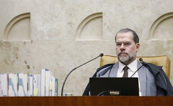 [Polícia Federal alerta ministros do STF sobre possível ataque terrorista]