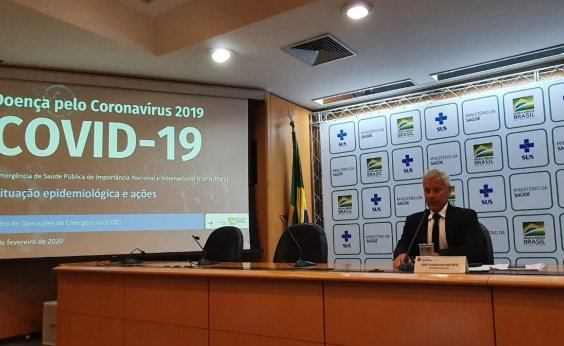 [Coronavírus: Brasil tem 3 casos suspeitos em investigação e 45 casos descartados]