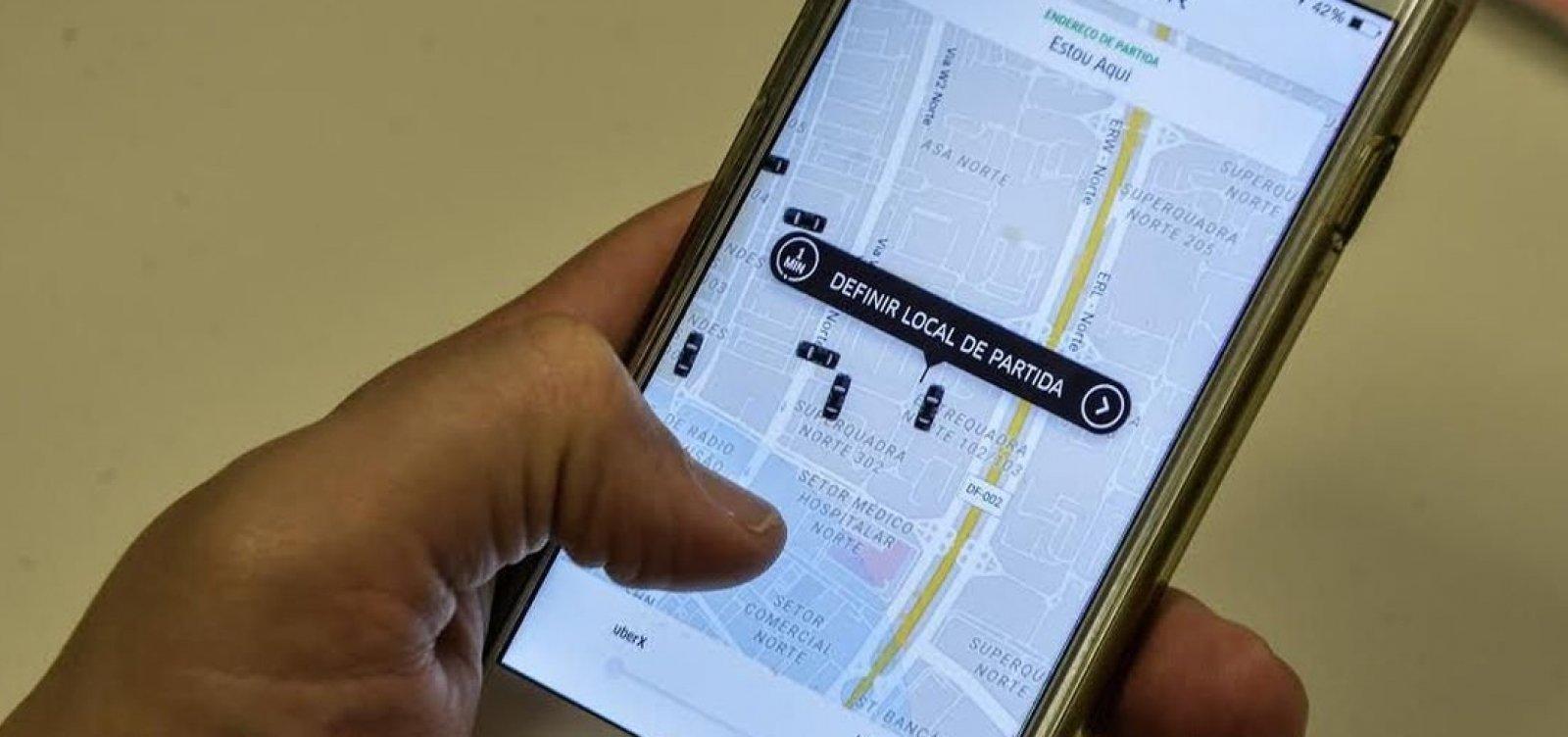 [Adolescente grava assédio de motorista da Uber durante viagem]
