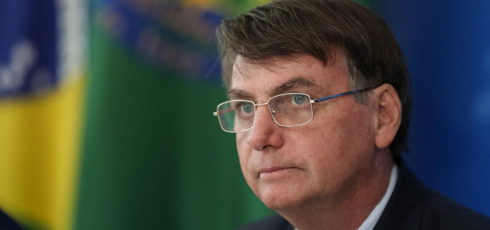 [Texto da reforma administrativa deve ser apresentado esta semana, diz Bolsonaro]