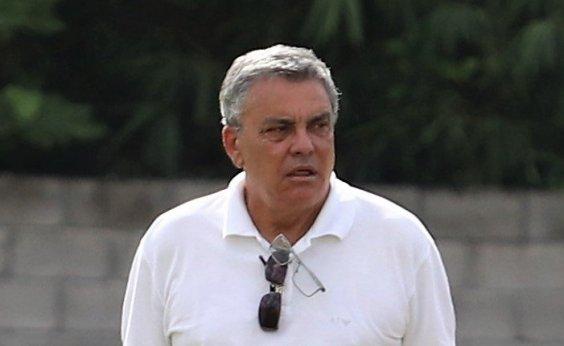 [Presidente do Vitória é punido após ameaçar árbitros no Baianão]