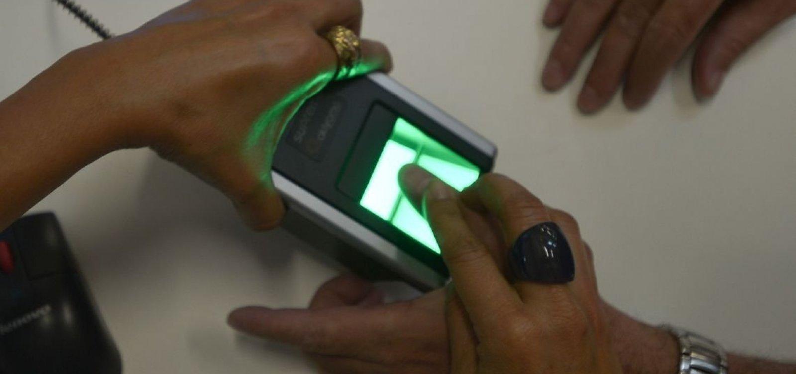 [Prazo para recadastramento biométrico termina nesta terça em 242 municípios baianos]