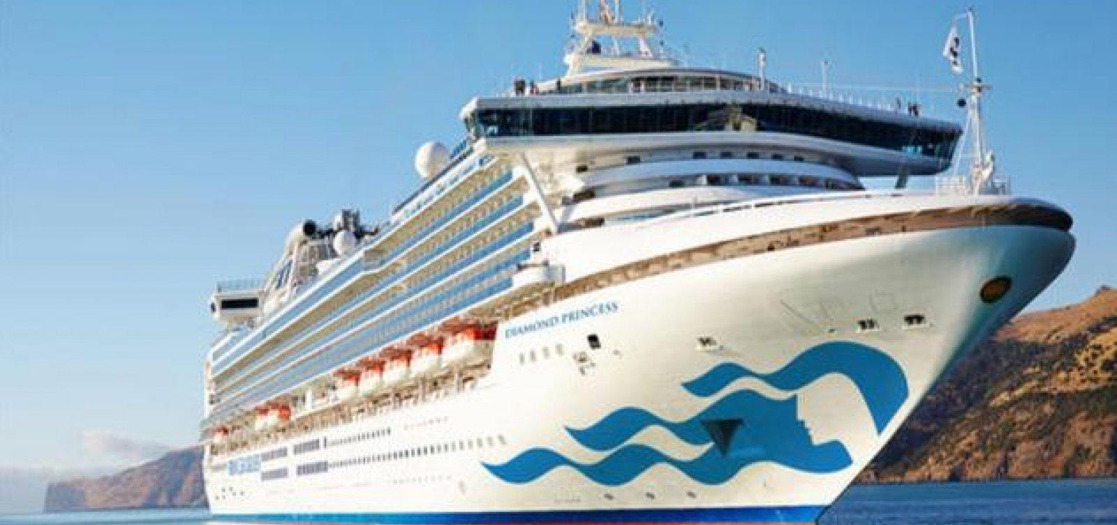 [Coronavírus: passageiros de navio ancorado em Tóquio serão liberados a partir desta quarta]