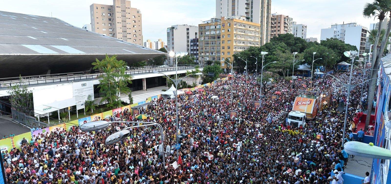 [Daniela, Brown e Luiz Caldas recebem cachês mais caros no Carnaval; veja lista ]