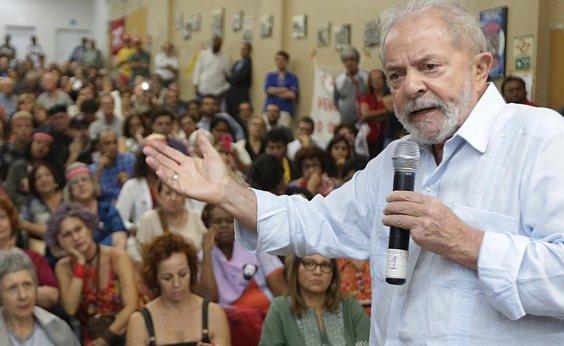[Lula cobra do PT mais críticas contra governo Bolsonaro]