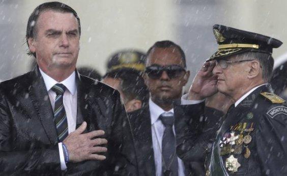 [Governo Bolsonaro nomeia militar para presidência do Inmetro]
