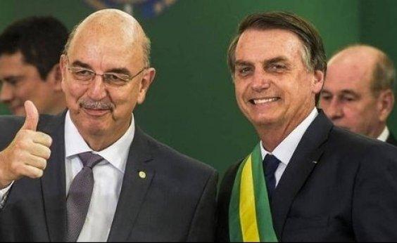 [Bolsonaro escolhe ex-ministro Osmar Terra como líder do governo na Câmara]