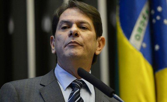 [Irmão de Ciro Gomes, Cid Gomes é baleado com tiro de bala de borracha no Ceará]