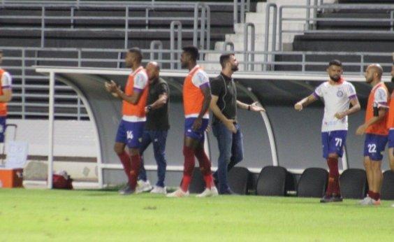 [Fora de casa, Bahia vence o CSA-AL por 2 a 0 pelo Nordestão]