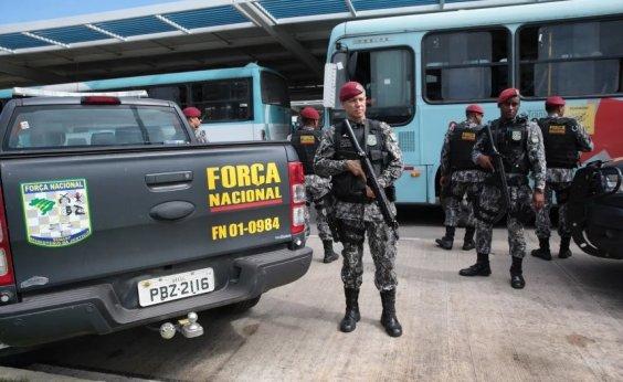 [Moro autoriza envio de tropas da Força Nacional para o Ceará em meio a motim de policiais]