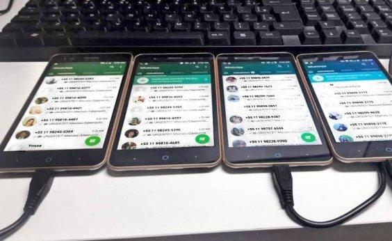 [Imagens de CPMI indicam disparo ilegal de mensagens pelo WhatsApp na eleição]