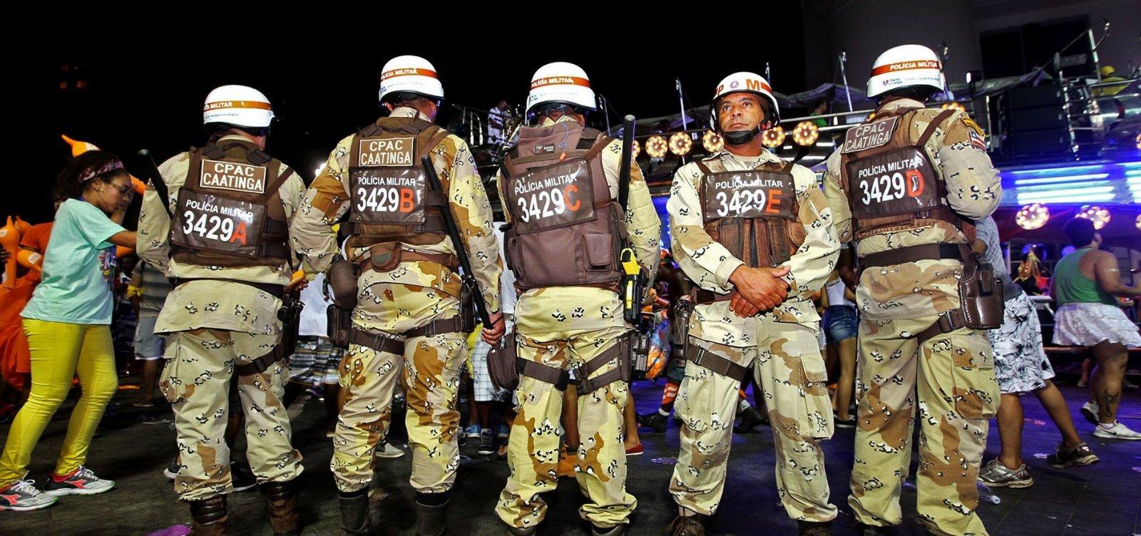 [Comandante da PM diz que policiais vão 'observar' mais durante o Carnaval]