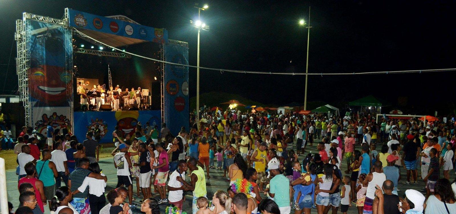 [Carnaval nos bairros terá sete circuitos; confira grade de atrações]